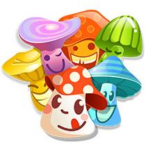 Mushroom Mania Logo