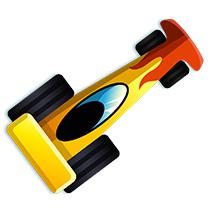 Toy Cars Racing Logo